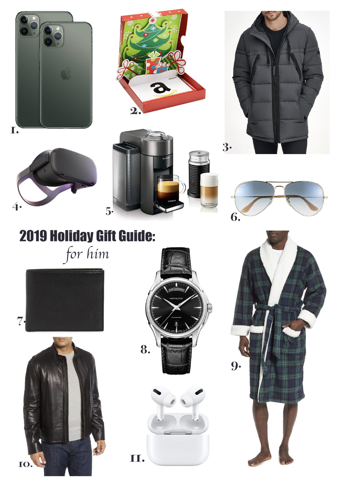 gift guide, 2019 gift ideas for men, gift guide, christmas, birthday, holiday, present, gift guide for him, gift guide for husband, gift guide for boyfriend, gift guide for dad