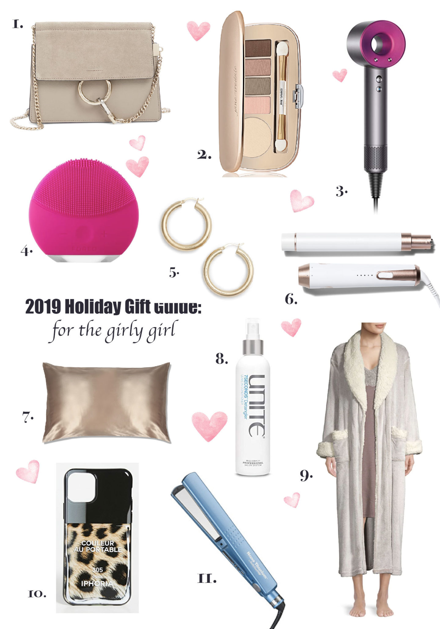 20 Gift Guide for the Girly Girl - Hapa Time