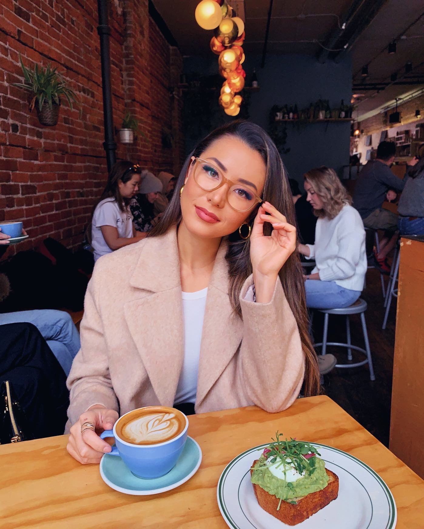 birds and beets cafe, vancouver, breakfast, downtown vancouver, hapa, coffee, travel