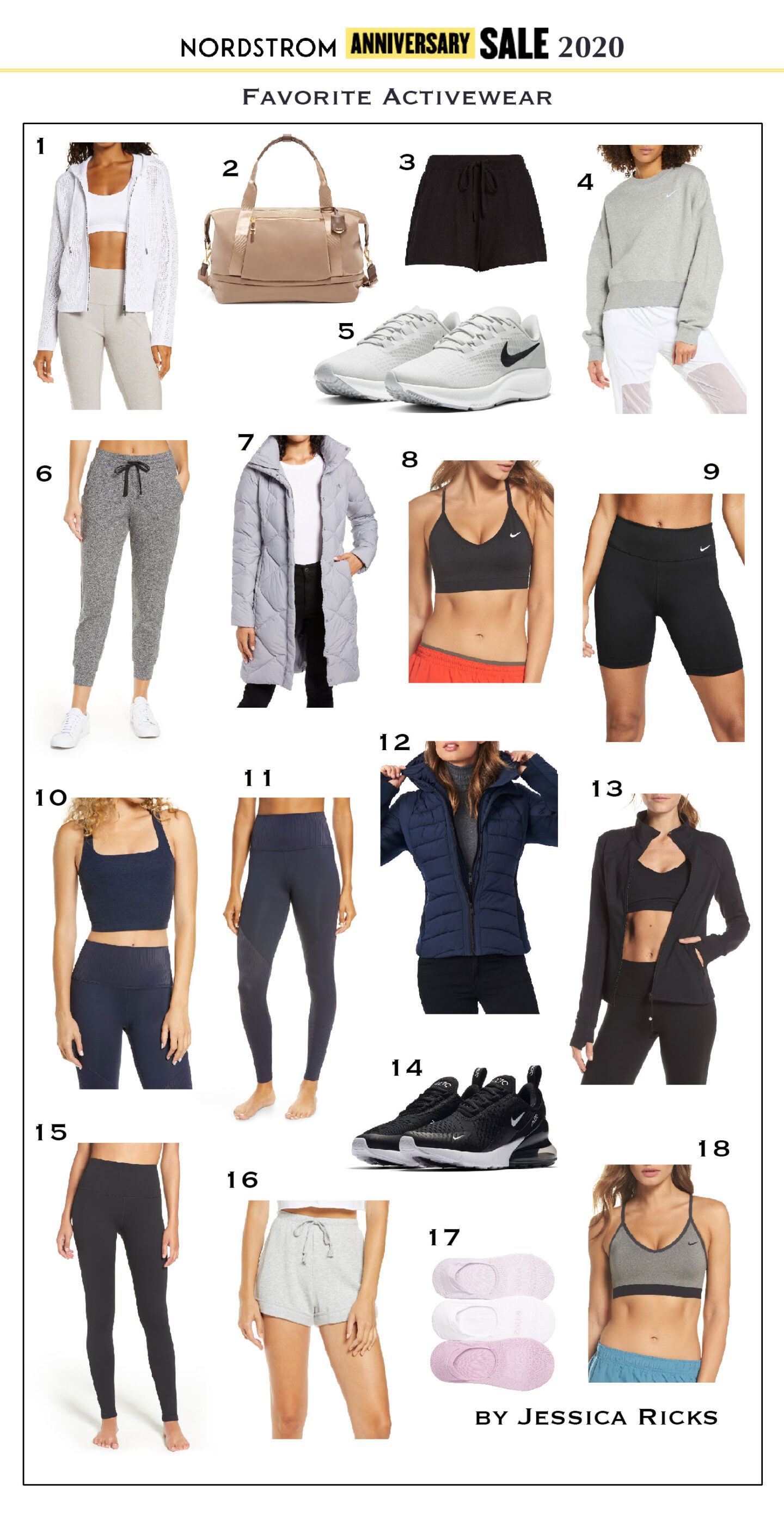 nordstrom anniversary, sale, shopping guide, activewear