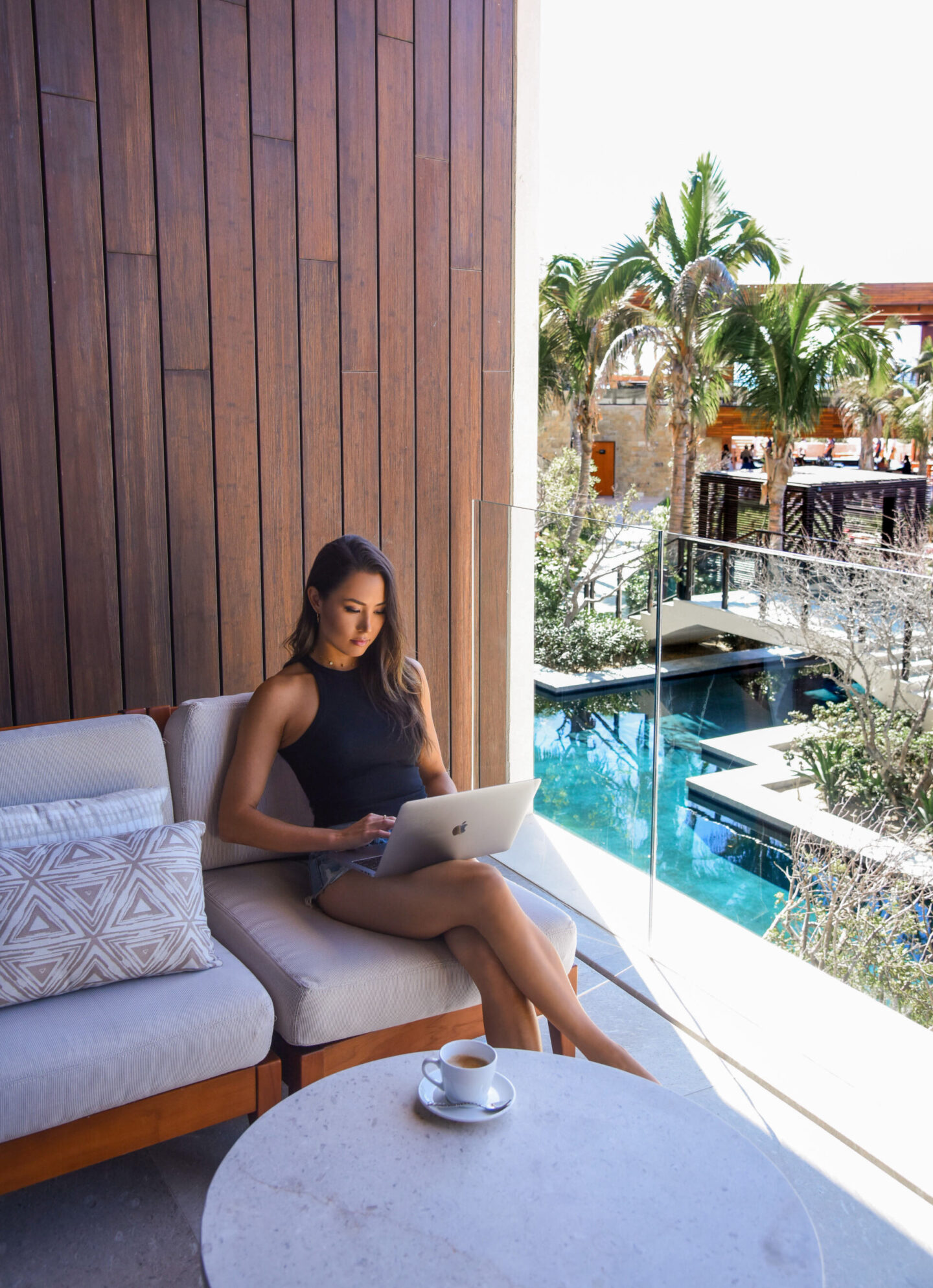 work from anywhere, cabo, nobu, mexico