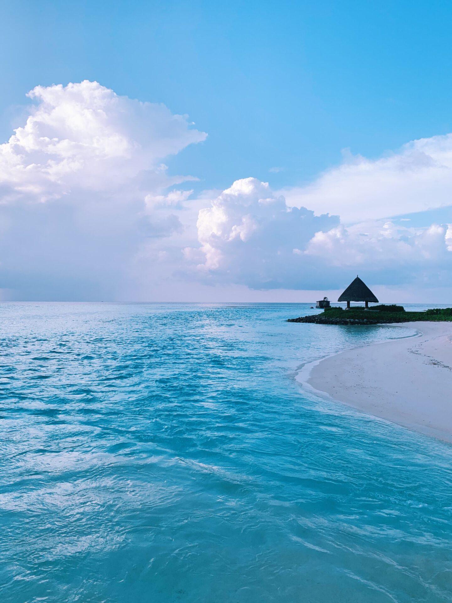 ocean, indian ocean, kuda huraa, maldives, aqua, covid travel, four seasons kuda huraa, four seasons maldives